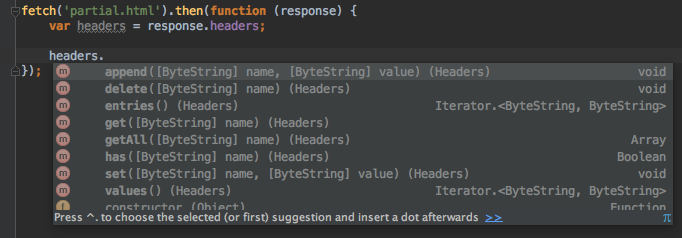 fetch-code-completion-headers