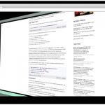 Surf in Style: HTML Elements in a WebGL Scene