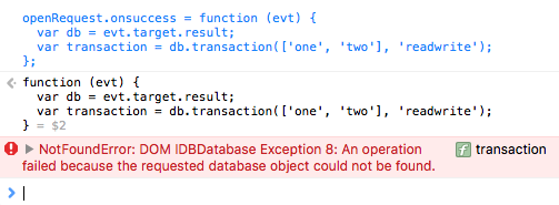 How to detect buggy IndexedDB implementations