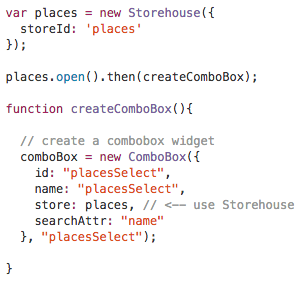 Storehouse – Client Side Object Storage for the Dojo Store API